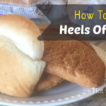 how to use heels of bread