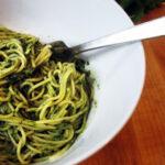 Frugal Homemade Pesto
