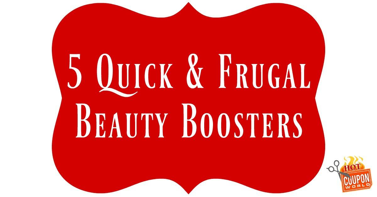 Easy Cheap Beauty Hacks