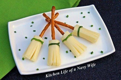 Halloween Broom Sticks