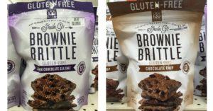 Sheila G's Brownie Brittle Gluten Free Snacks at Big Lots