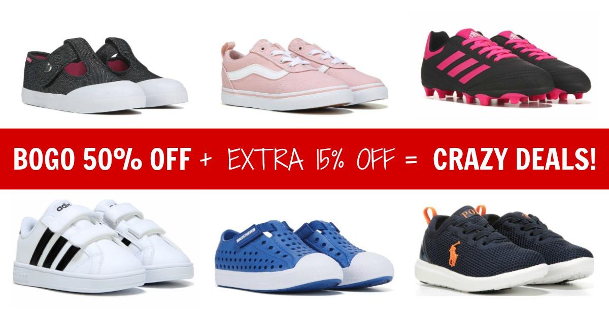 f668de7f20 2 days left!) HUGE Shoe Sale & BOGO 1/2 Off & 15% Off Coupon at ...