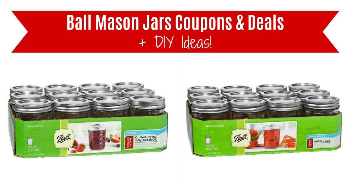 ball mason jar coupons