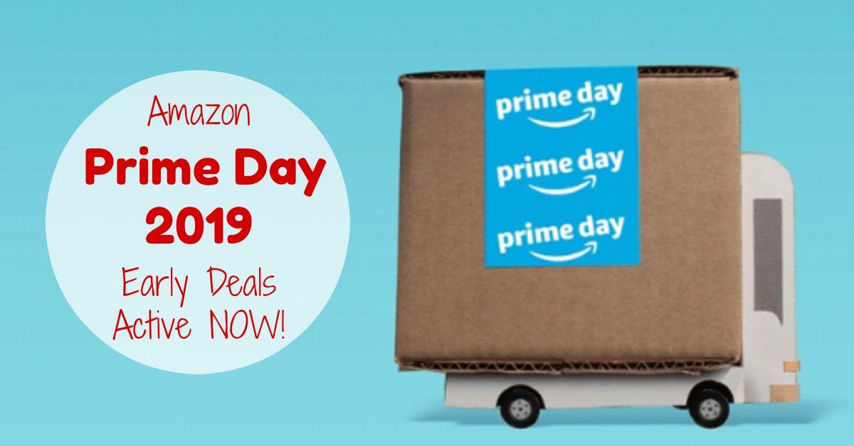 2019 Prime Day on Amazon