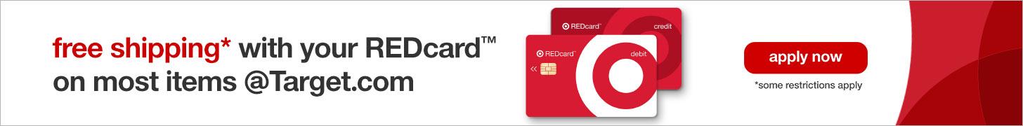 Get Target Red Card