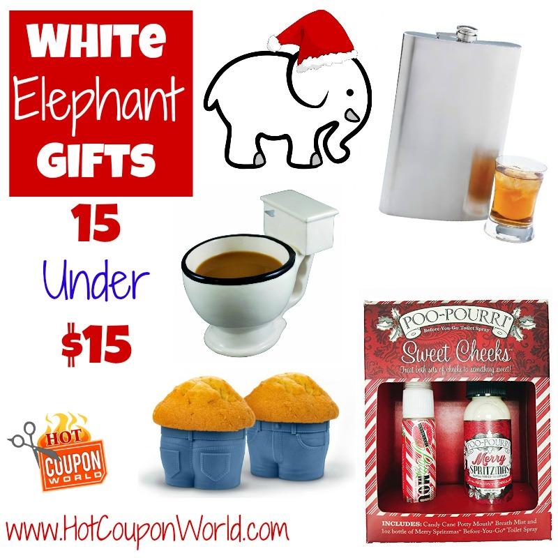 Useful White Elephant Gift Ideas 2016 Best Elephant 2017