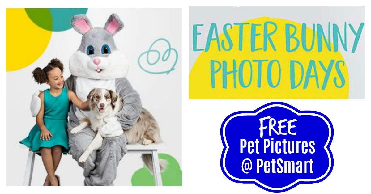 Petsmart Easter Bunny Pet Photos