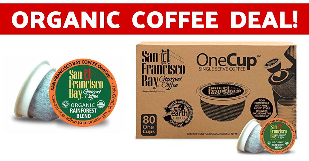 San Francisco coffee coupons