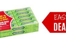 Wrigley's gum deal