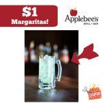 Dollarita Dollar Margaritas Deal at Applebees