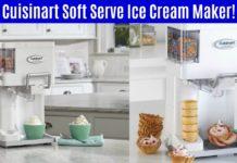 Cuisinart Soft Serve Ice Cream Maker on Amazon