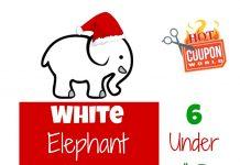 KIDS' White Elephant Gifts