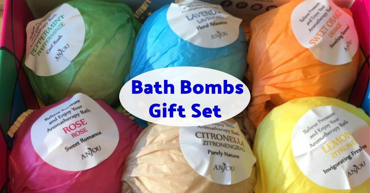 Bath Bombs on Amazon