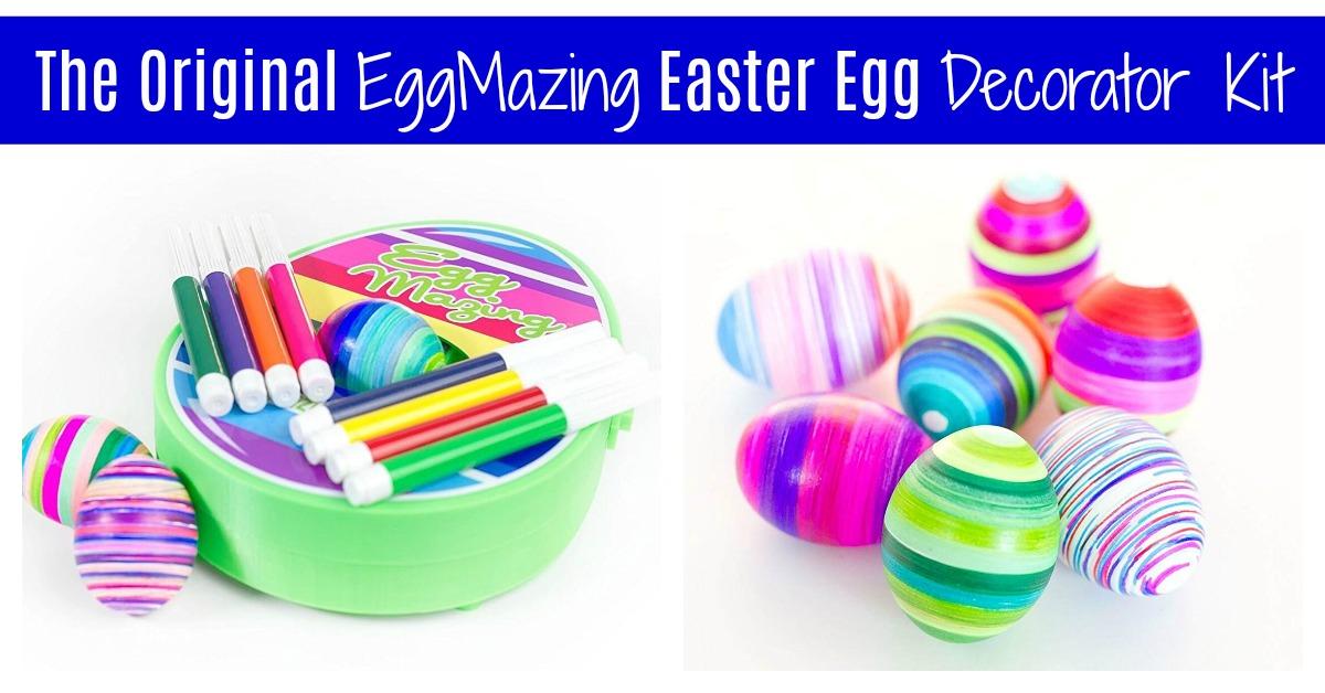 The Original EggMazing Easter Egg Decorator Kit! (In Stock) on Amazon