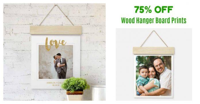 walgreens photo deals 75 off new wood hanger board prints