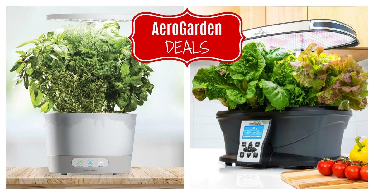 AeroGarden sale deals