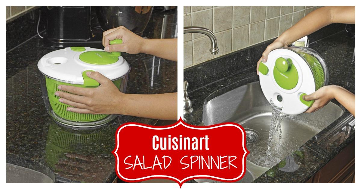 Cuisinart Salad Spinner on Amazon