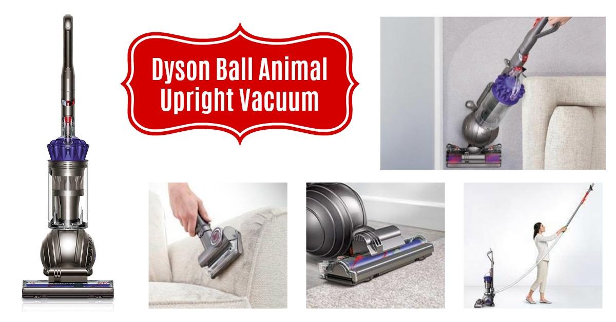 Dyson Ball Animal Upright Vacuum on Amazon