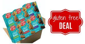 Enjoy Life Chewy Bars, Gluten free on Amazon