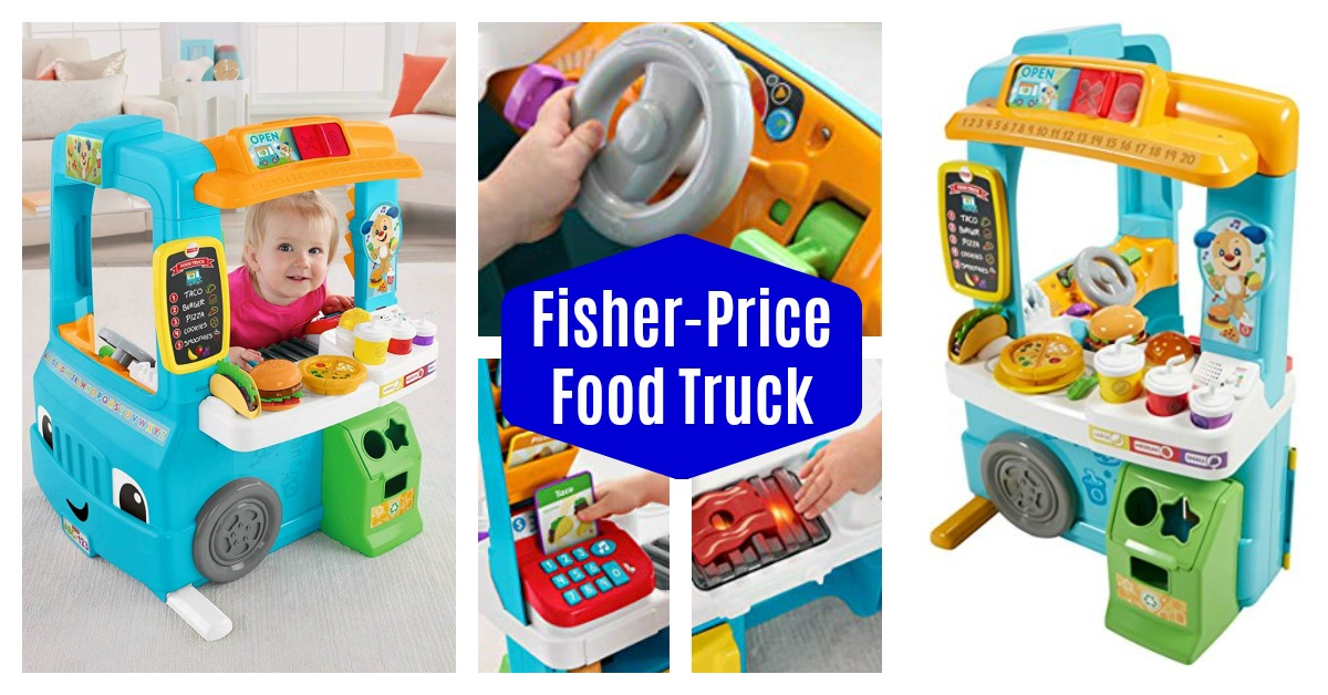 Fisher-Price Food Truck on Amazon