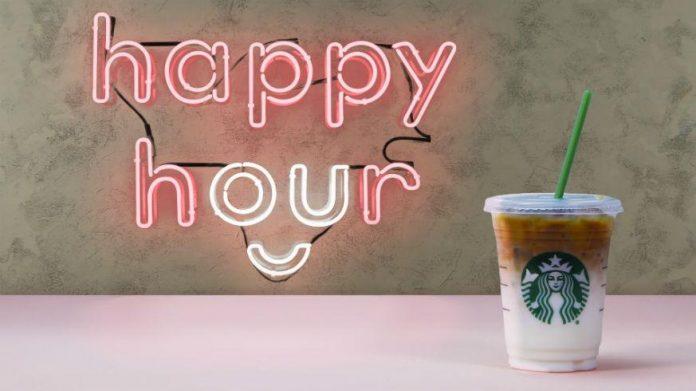 starbucks happy hour deals coupons