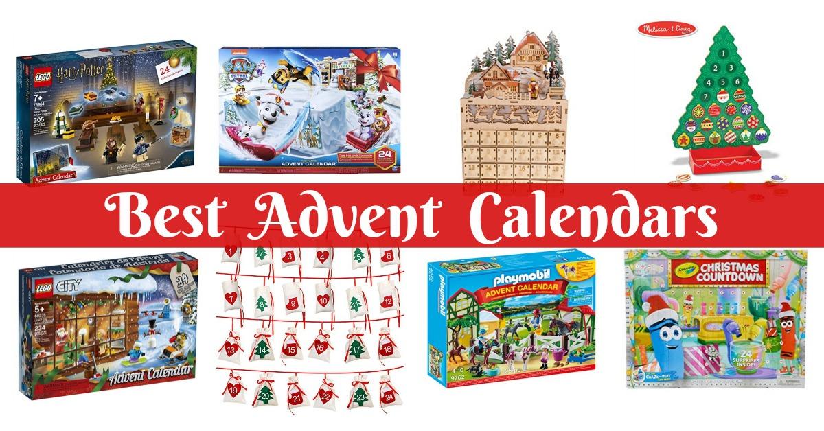 Advent Calendars for Christmas on Amazon