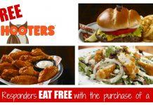 Hooters Specials Deals Coupons