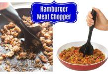 Hamburger Meat Chopper on Amazon