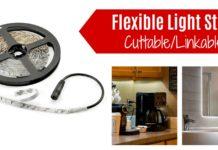 Flexible Lighting Strips on Amazon