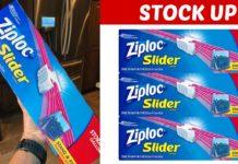 Ziploc Coupon Deal on Amazon