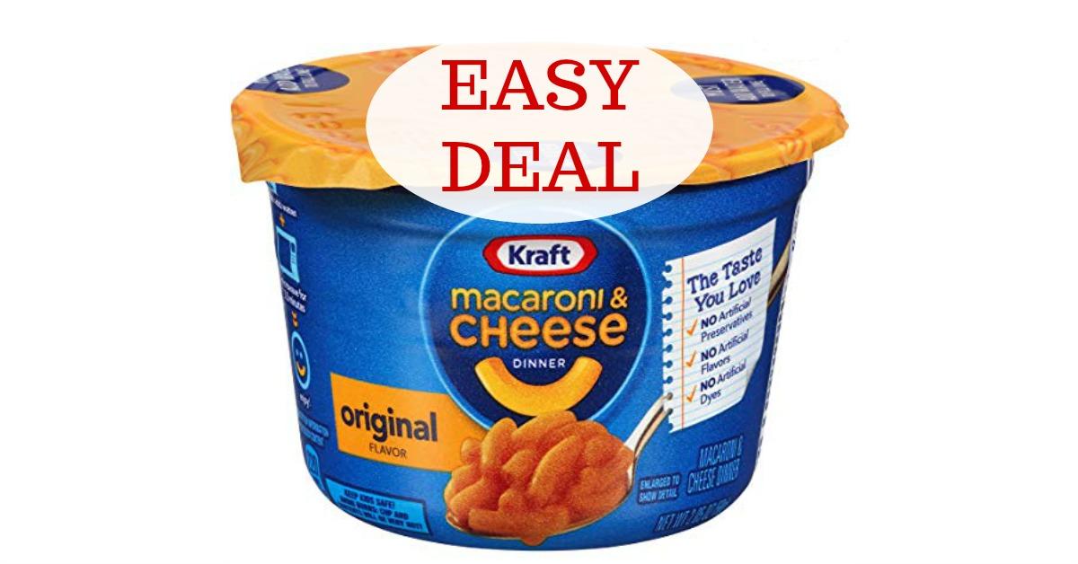 Kraft coupons deal