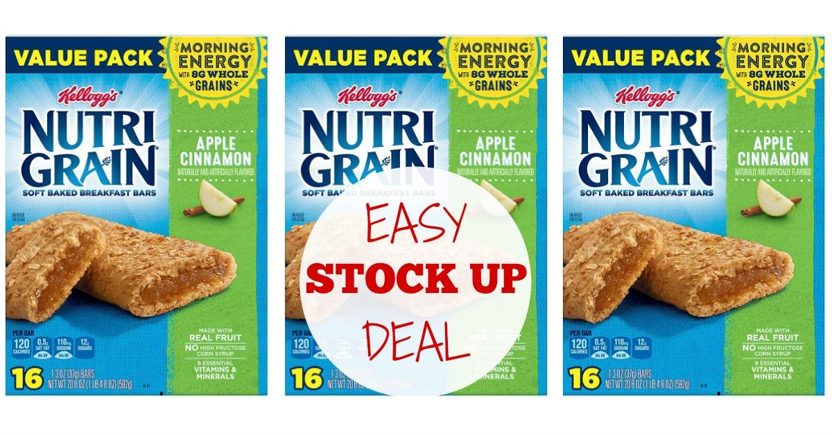 kelloggs nutrigrain coupons