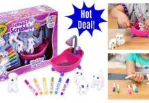 Crayola Scribble Scrubbie, Toy Pet Playset on Amazon