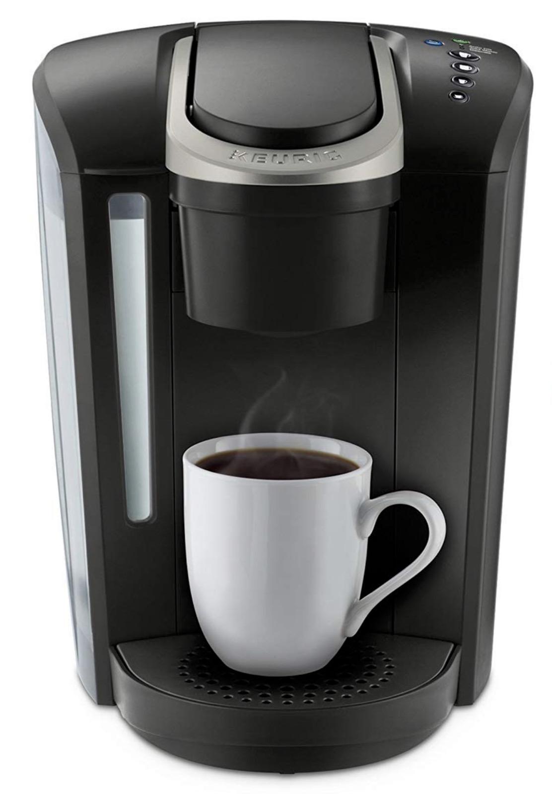 Keurig K-Select Single Serve K-Cup Pod Coffee Maker on Amazon