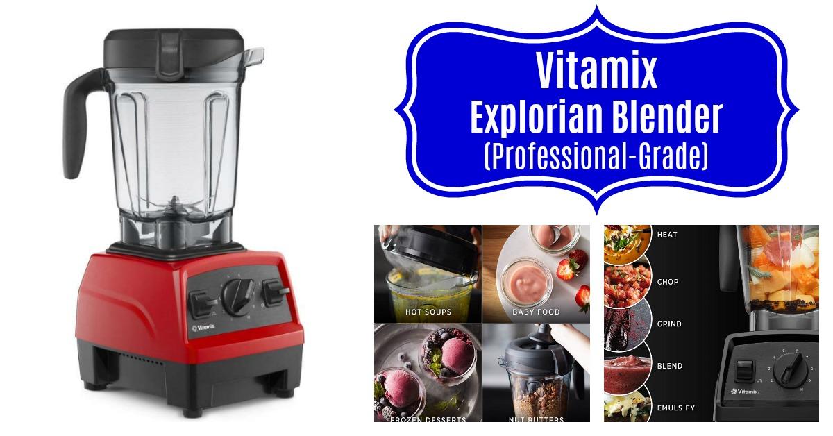 Vitamin Blender Deal on Amazon