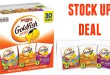 Goldfish Crackers on Amazon