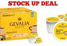 Amazon Gevalia Coupon Deal on Amazon