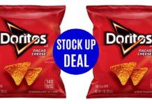 Doritos Snack Bags on Amazon