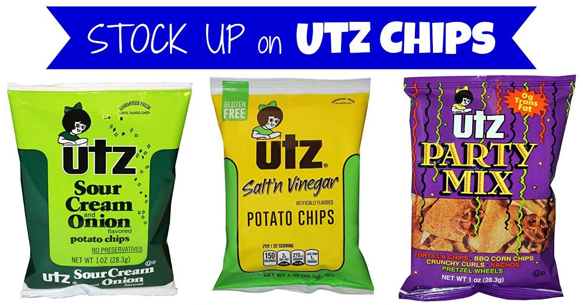Utz chips sale