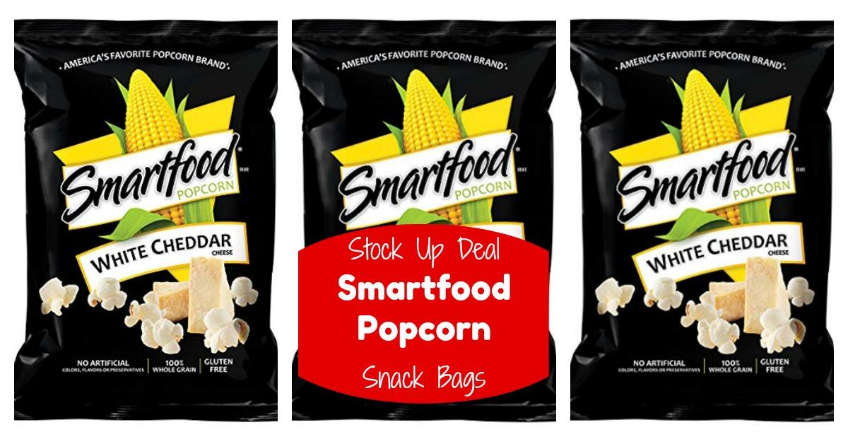 Smartfood Popcorn Coupon Deal on Amazon