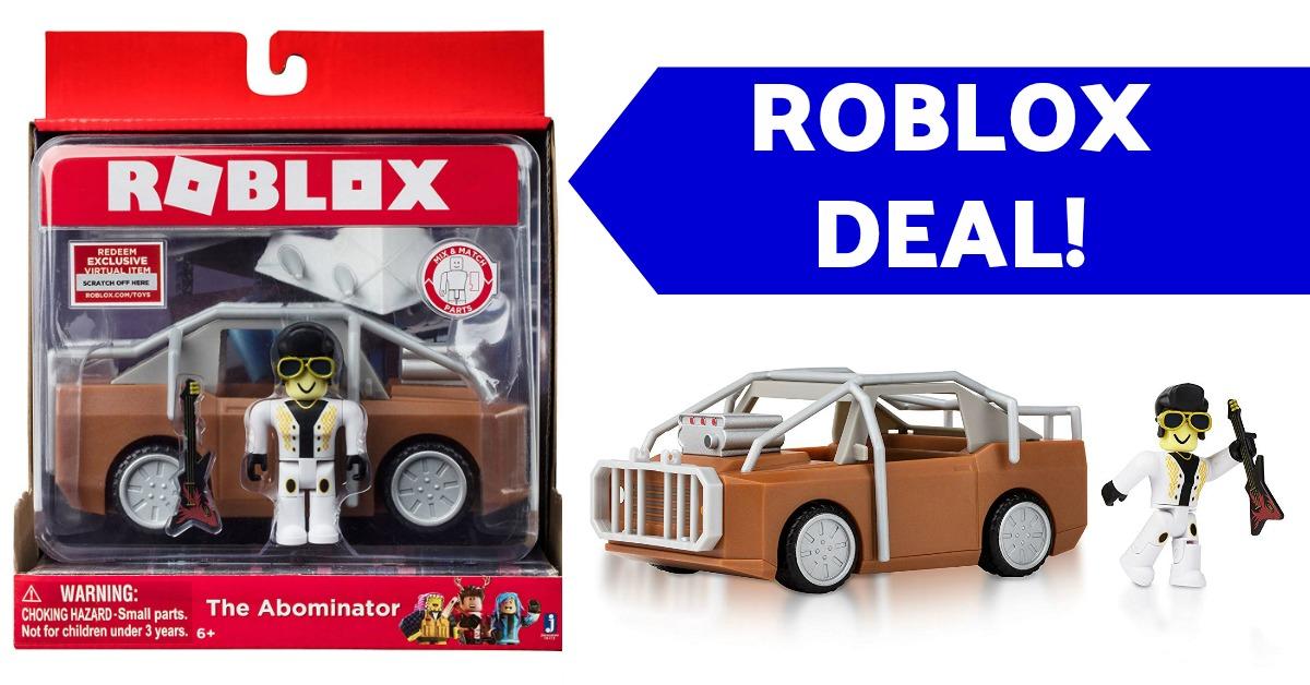 Roblox The Abominator Vehicle on Amazon