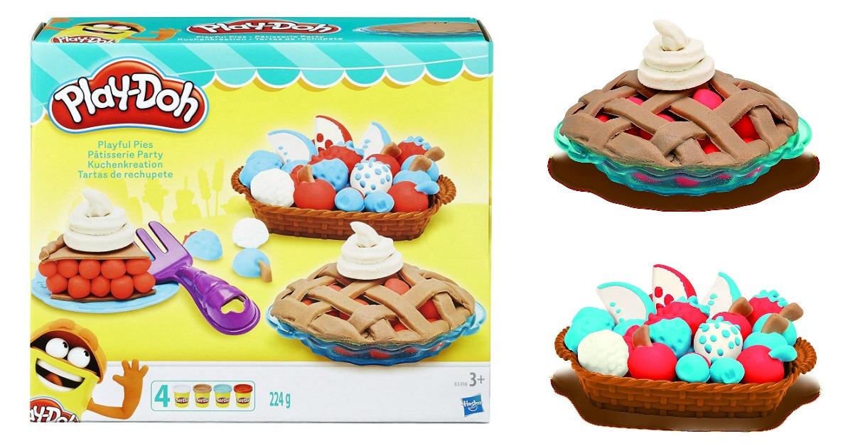 Play-Doh Playful Pies Set on Amazon