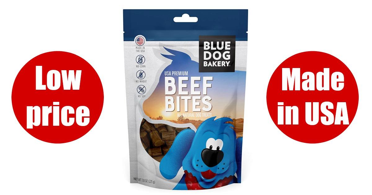 Blue Dog Bakery Coupon Deal on Amazon