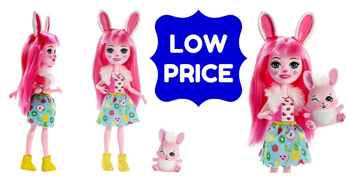 Enchantimals Bree Bunny Doll on Amazon