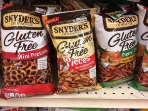 Snyders Gluten Free Pretzels deals at Big Lots