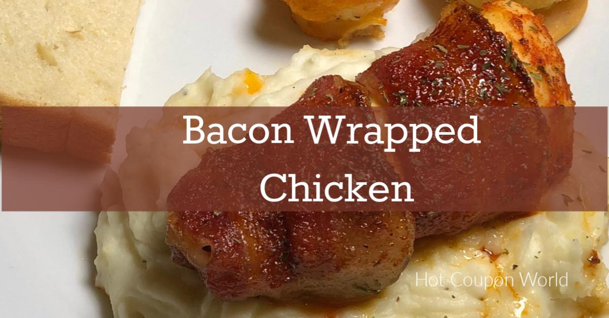 Bacon Wrapped Chicken Facebook