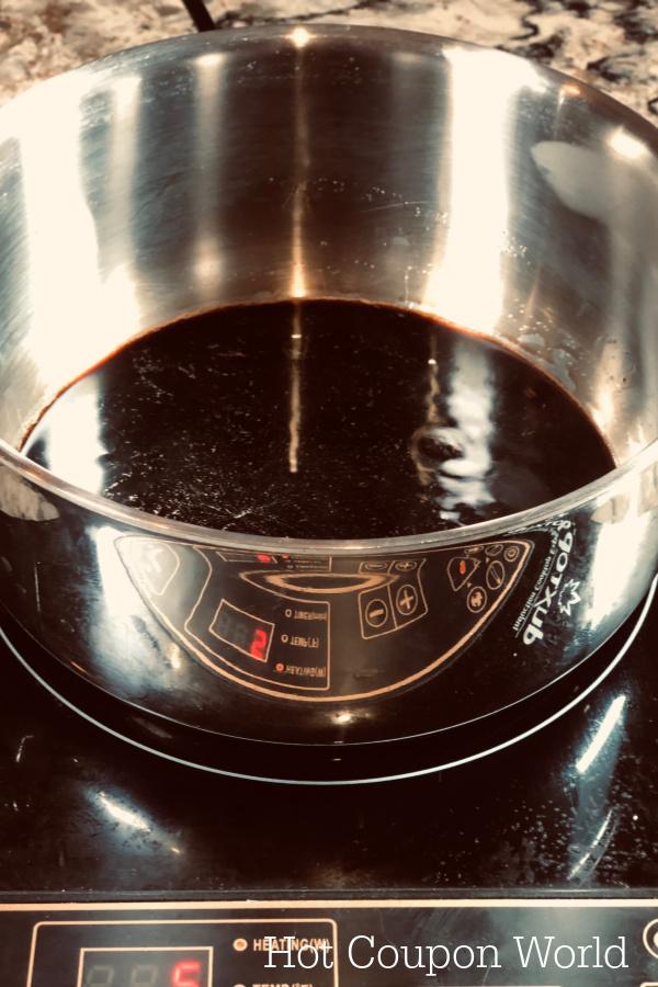 Balsamic Glaze Recipe Boiling