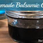 Balsamic Glaze Facebook