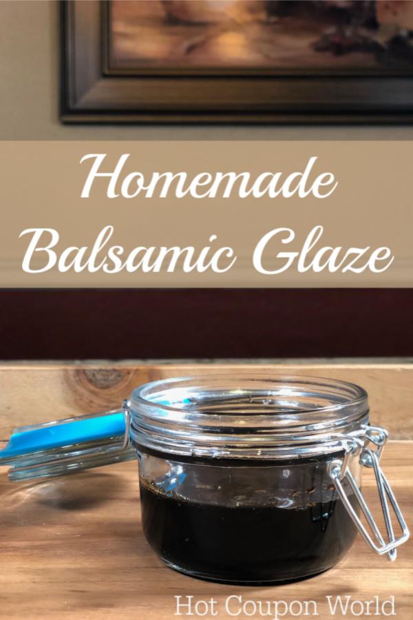 Balsamic Glaze Recipe