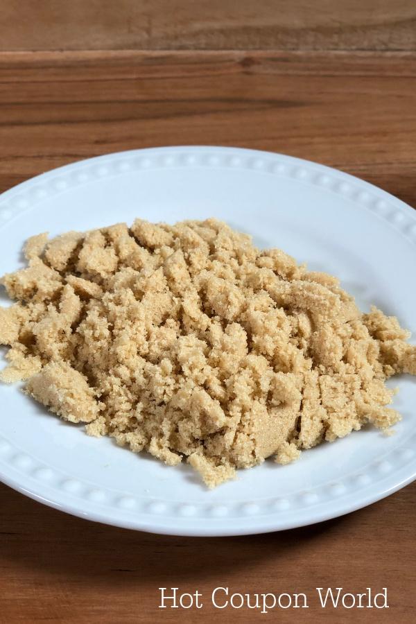 Balsamic Glaze Recipe Brown Sugar Ingredient